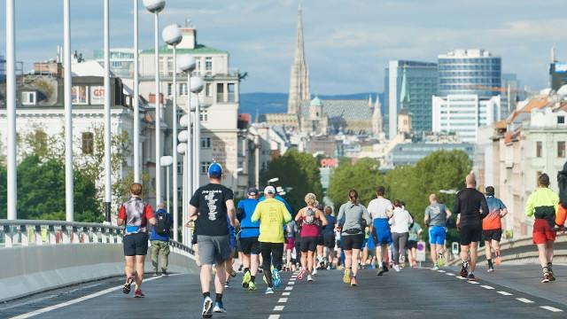 38. Vienna City Marathon 12. September 2021